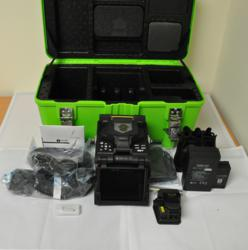 IFS-10 Fusion Splicer Updated Green Case
